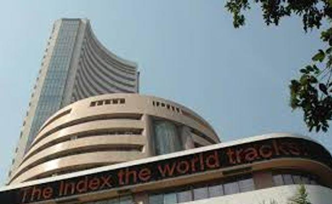Sensex Up 135 Points And Nifty Holds 12250 Points - Sakshi