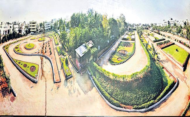 GHMC Plan Road Construction in Nagole Driving Test Track - Sakshi