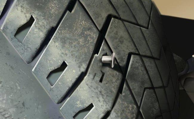 Woman Sends Fake Photo Of Tyre Puncture To Her Boss For Leave - Sakshi