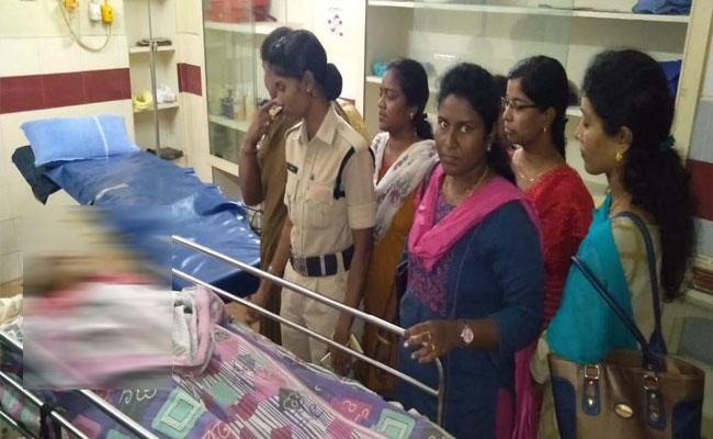 Constable Wife Suspicious Death In Ongole - Sakshi