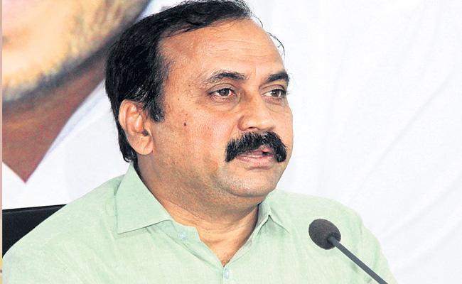 Alla Ramakrishna Reddy Slams Chandrababu Naidu - Sakshi