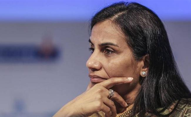 ICICI Bank approaches Bombay HC, seeks to recover bonuses from Chanda Kochhar - Sakshi