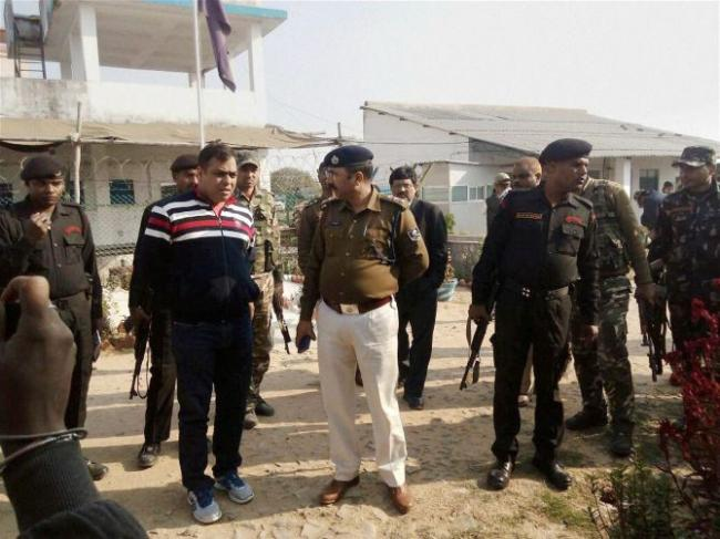 CISF Jawan Opens Fire On Colleagues Over Argument - Sakshi