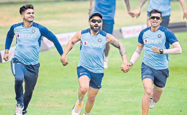 India VS Australia First ODI On 14/01/2020 - Sakshi
