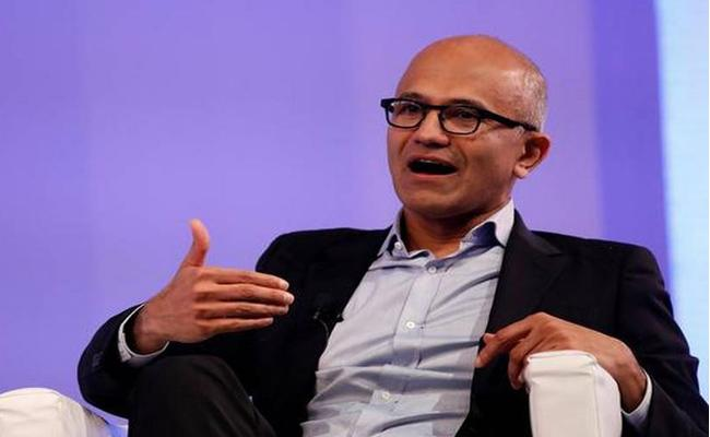Its just bad Satya Nadella says about CAA - Sakshi