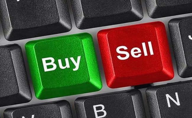 Stockmarkets slips intored - Sakshi