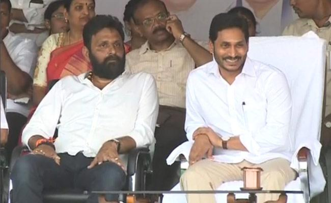YS Jagan Participated In Sankranthi Celebrations At Gudivada - Sakshi