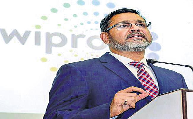 Wipro profits rise to Rs 2456 crore - Sakshi