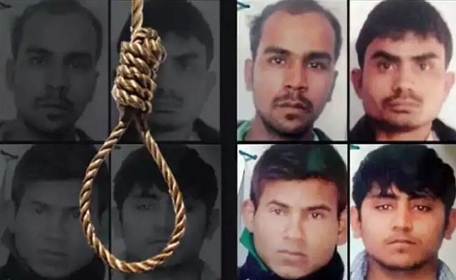 Delhi government says execution will not happen on January 22 - Sakshi