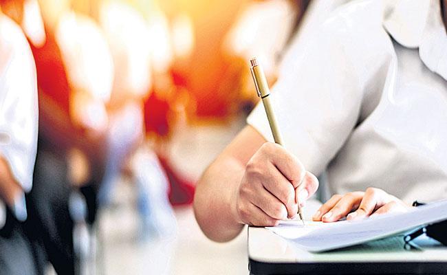 JEE Mains Exams To Be Conducted In Telugu Language - Sakshi