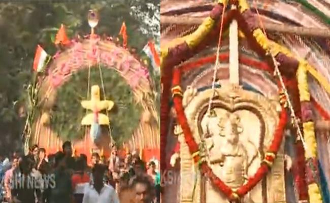 Prabhala Theertham Celebrations In Kottapeta - Sakshi
