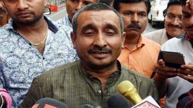 Kuldeep Singh Sengar Challenges Life Imprisonment Verdict In Delhi High Court - Sakshi