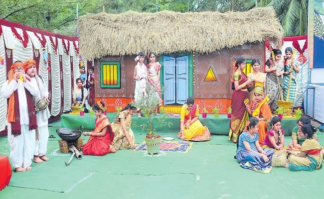 Makara Sankranti Is The Biggest Festival Of Telugu People - Sakshi