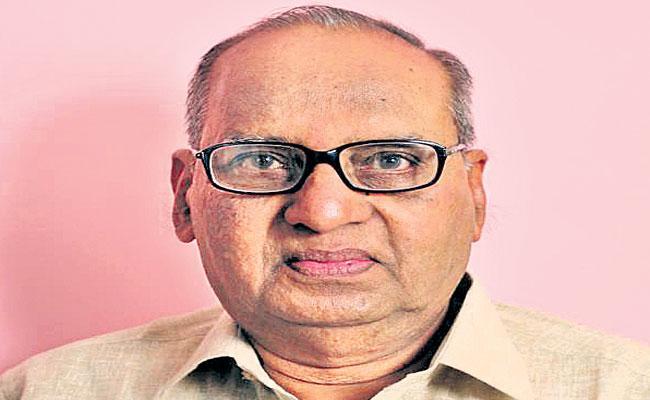 Sitaram Chennuri Guest Column On Venkatramaiah - Sakshi