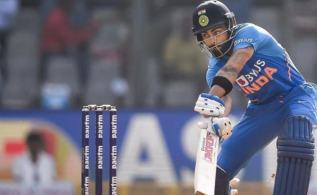Virat Kohli Looks Stay On Two Records - Sakshi