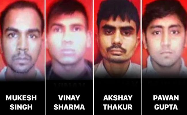 Nirbhaya Case Delhi Govt Recommends Rejecting Mercy Plea Of Mukesh - Sakshi