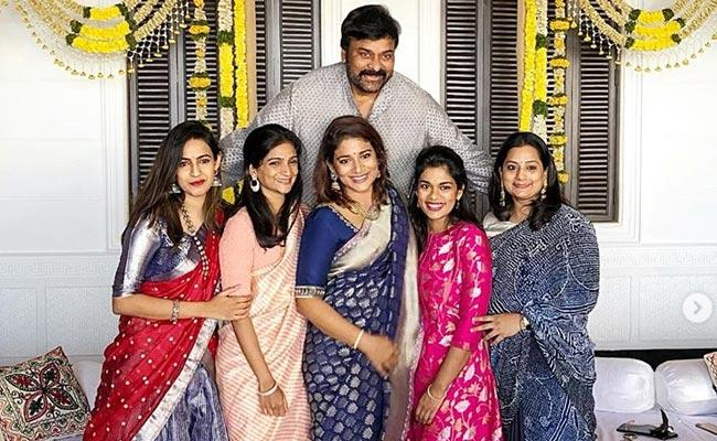 Upasana Shares Priceless Moments Pics Of Sankranti 2020 - Sakshi