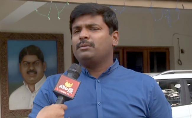 MLA Gudivada Amarnath Reddy Fires On Pawan Kalyan - Sakshi