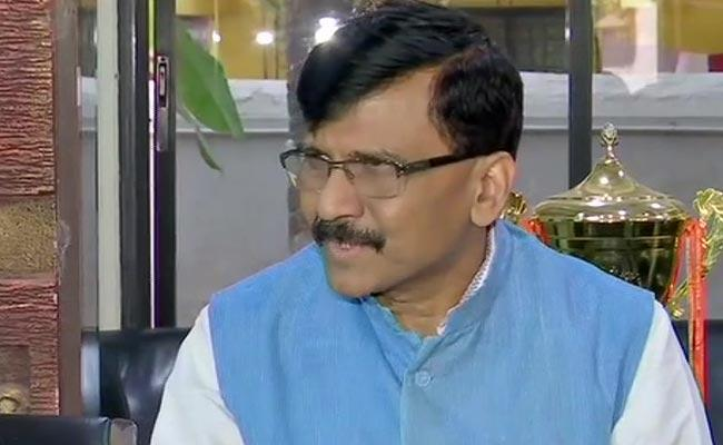 Sanjay Raut Says Indira Gandhi Used To Meet Don Karim Lala - Sakshi