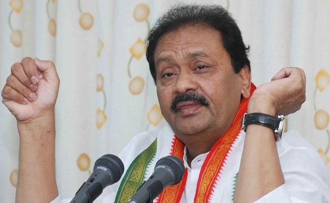 Shabbir Ali Comments On Municipal Elections In Kamareddy - Sakshi
