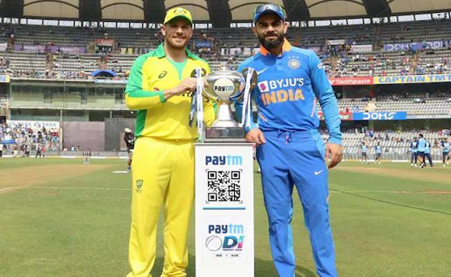 Australia Won Toss Elect To Bowl In 2nd Match - Sakshi