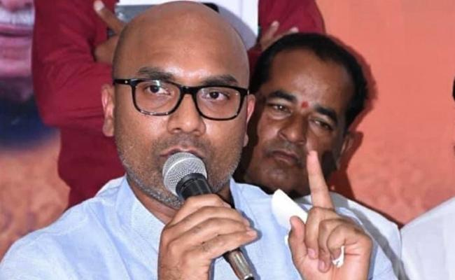 Dharmapuri Arvind Criticize KTR On His Political Knowledge - Sakshi