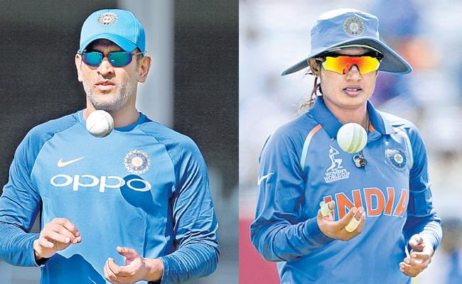 MS Dhoni Dropped From BCCI New Contract List - Sakshi