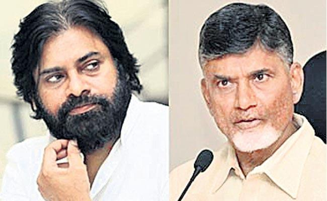 Pawan Kalyan Joins BJP As Per Chandrababu Naidu Strategy - Sakshi