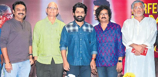 Kalyan Ram Speech At Entha Manchivaadavuraa Thanks Meet - Sakshi