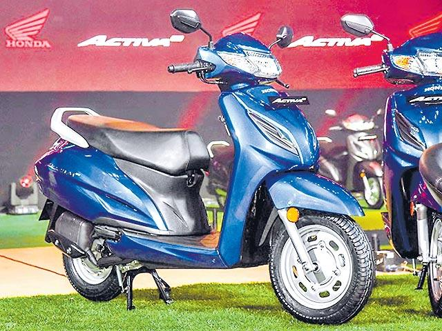 Honda Activa 6G BS6 launched in India - Sakshi