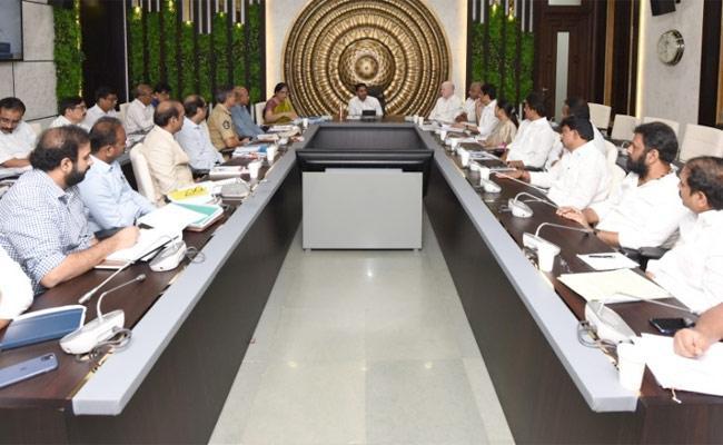 Andhra Pradesh Cabinet Meeting To Be Held On 18th January - Sakshi
