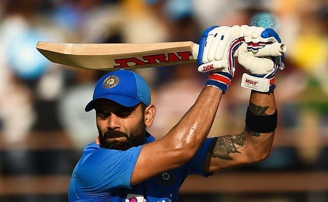IND Vs AUS: Kohli Falls For 78 By Stunning Catch - Sakshi