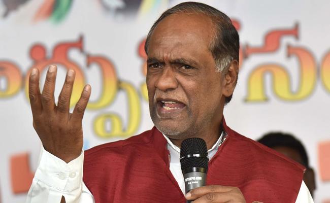 Laxman Criticize On KCR Over Municipal Elections - Sakshi