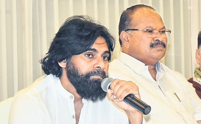 Pawan Kalyan Jana Sena Party Join Hands With BJP In Andhra Pradesh - Sakshi