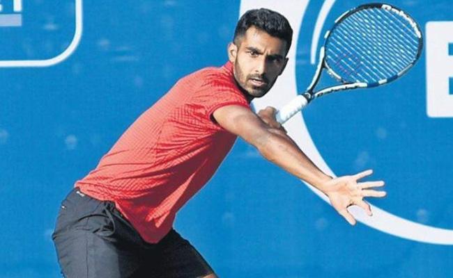Australia Open Grand Slam Tennis Tournament: Pragnesh Enters To Finals - Sakshi