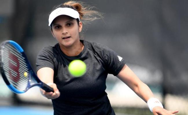 Hobart International Tournament: Sania Mirza Continues Dream Comeback - Sakshi