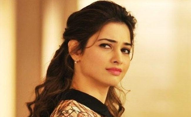 Tamannaah Bhatia Happy With Her Movie career - Sakshi