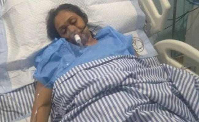 TV Actress Jayashree Attempts Suicide Admitted To Hospital In Chennai - Sakshi