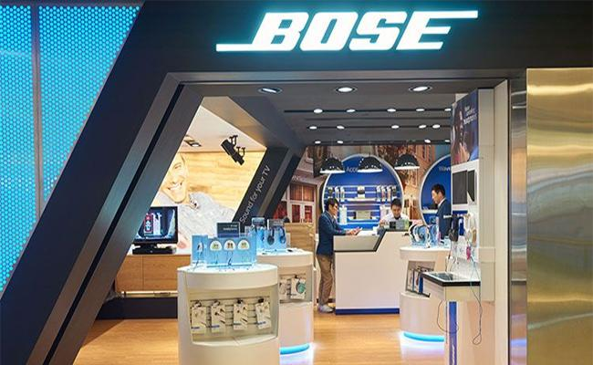 Bose is closing 100 Stores World Wide - Sakshi