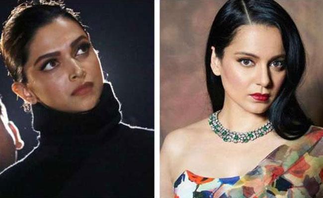 Kangana Ranaut Reacts To Deepika Padukones JNU Visit - Sakshi