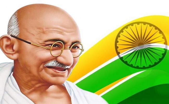 Supreme Court Said Mahatma Gandhi Much Higher Than Bharat Ratna - Sakshi