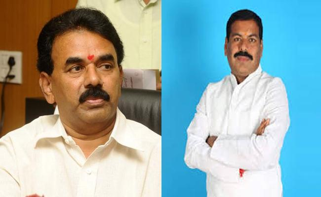 Disputes Between TRS Leaders In Kollapur - Sakshi