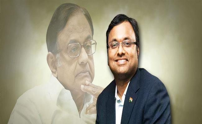 SC Allows Karti Chidambaram To Withdraw Rs 20 Crore Deposit - Sakshi