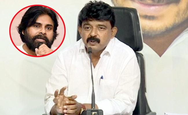Perni Nani Critics Pawan Kalyan Over Ally With BJP - Sakshi