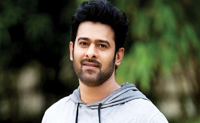 Prabhas Starts Shooting For His Upcoming Film Jaan In Hyderabad - Sakshi