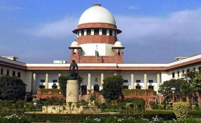 Supreme Court Temporarily Suspends Local Body Elections In AP - Sakshi