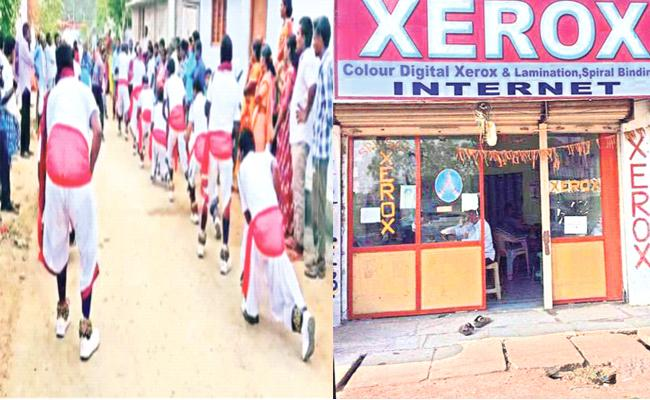 People Getting Employment From Municipal Elections In Warangal - Sakshi