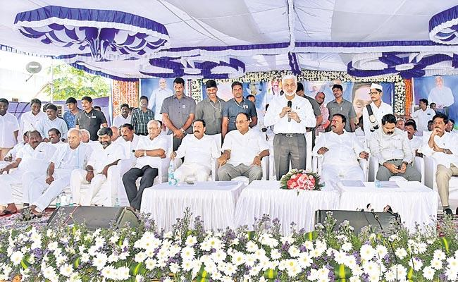 YS Jagan CM For 30 Years Says Vijayasai Reddy - Sakshi