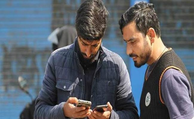Voice Calls And Internet Restored In Parts Of Jammu And Kashmir - Sakshi