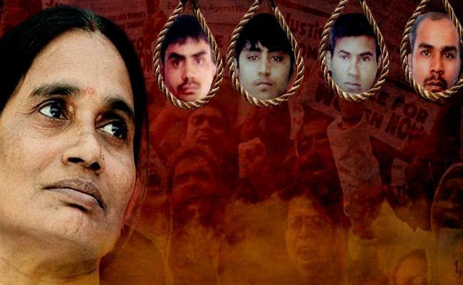 Advocate Indira Jaising urges Delhi gang rape victim mother to forgive convicts - Sakshi